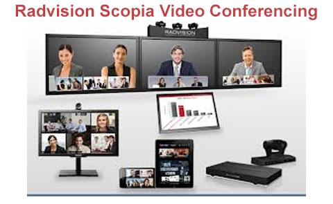 Radvision Scopia Video Conferencing