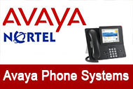 Avaya Phone System, Nortel Phone System