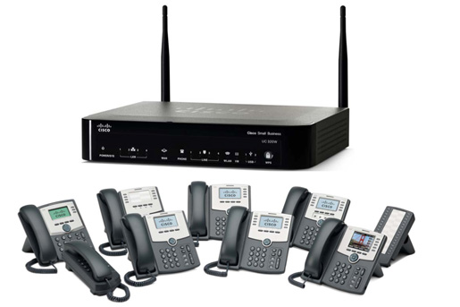 cisco UC320w